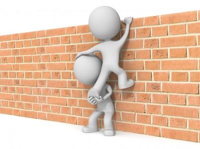 壁の越え方