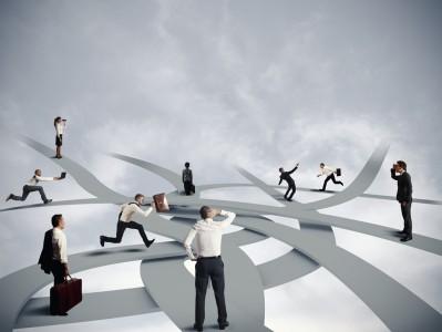 大きな会社の苦手分野に小さな会社の生き残る道がある